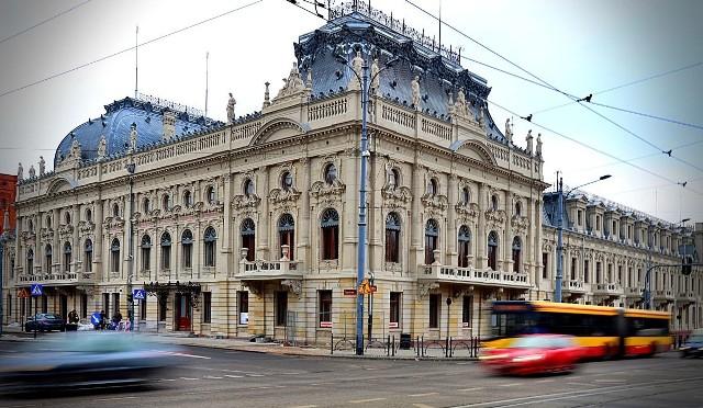 Pałac Poznańskiego, czyli Muzeum Miasta