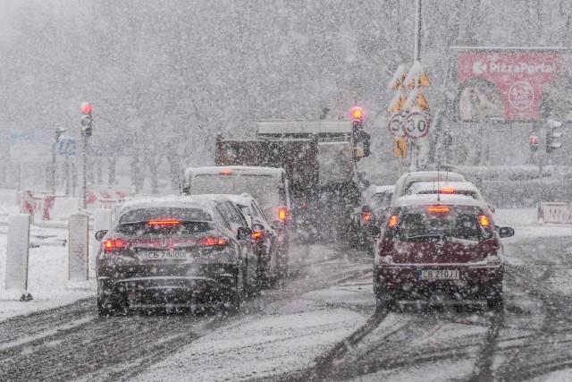 Prognoza pogody na weekend od IMGW - spadnie śnieg