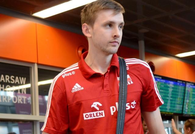 Mateusz Bieniek.