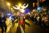 Wielka parada na koniec Betlejem Poznańskiego. To ostatni weekend działalności jarmarku świątecznego na placu Wolności i Starym Rynku [FOTO]
