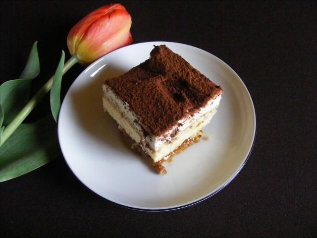 Ciasto 3 Bit bez pieczenia - zobacz przepis!