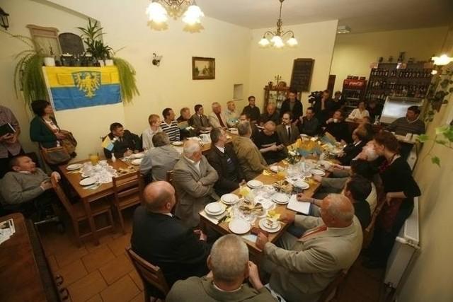 Związek Górnośląski uczestniczył w śląskim okrągłym stole i wszedłw skład Rady Górnośląskiej