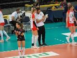 ŁKS Commercecon. Trener Masek zwraca uwagę na rozegranie i atak