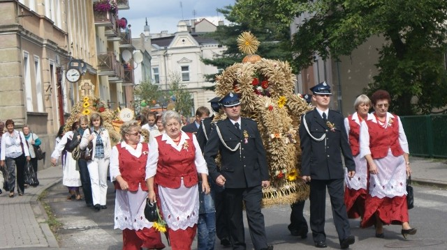 Dożynki gminne w Wołczynie