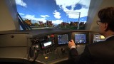 Lotos Kolej ma nowoczesny symulator lokomotywy