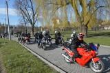 Początek sezonu motocyklowego. Do Sandomierza zjechały setki motocyklistów (ZDJĘCIA, WIDEO)