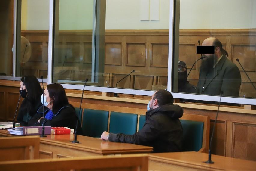 Mamuka K. został osadzony w areszcie w Zakładzie Karnym w...