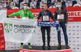 Trzy medale AZS KU Politechniki Opolskiej podczas Halowych Mistrzostw Polski