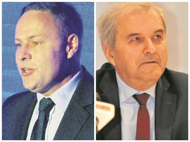 Rafał Bruski i Konstanty Domborwicz.