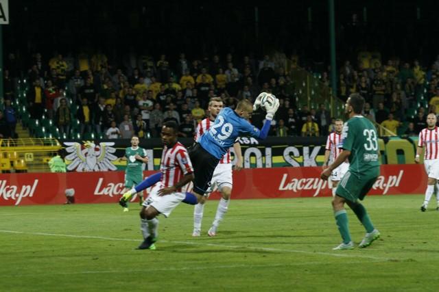 GKS Katowice - Cracovia 1:3