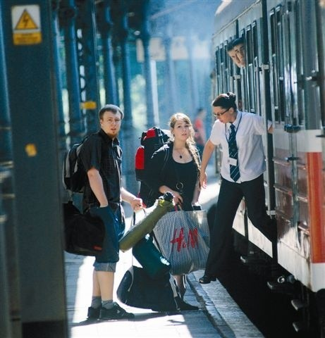 Według nowych przepisów bilet ważny jest do północy w dniu wydania, ale podróżny nie musi pokonywać trasy podczas jednego przejazdu. (fot. sm)