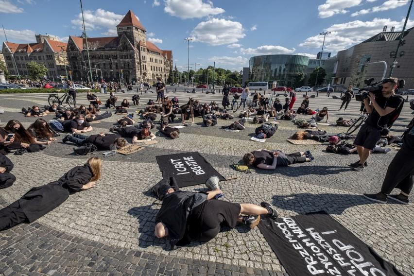 W środę, 3 czerwca ulicami Poznania przeszedł marsz pamięci...