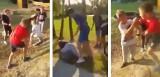 Młodociani bandyci z Klawkowa pod Chojnicami. Grupa dzieci zaatakowała 9-latka. Przewracali, kopali i bili chłopca