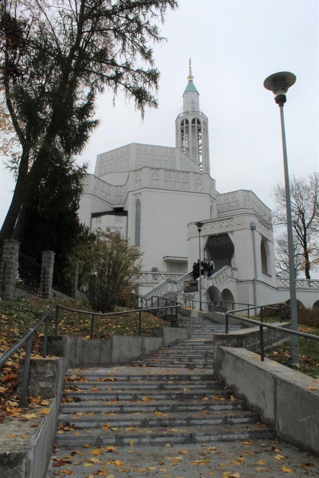 W ubiegłym roku Podlaski Wojewódzki Konserwator Zabytków na remont schodów przyznał parafii pw. Chrystusa Króla i św. Rocha dotację w wysokości 90 tys. zł
