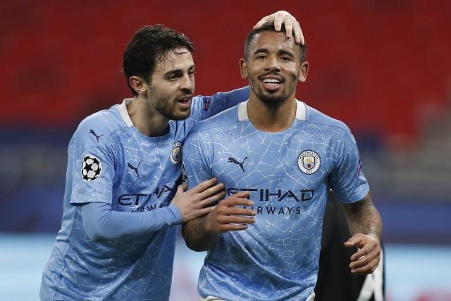 Manchester City jest jedną nogą w ćwierćfinale LM