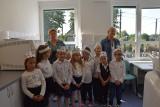 GMINA NOWA SÓL. Dzieci w Przyborowie mają swój gabinet dentystyczny. W szkole będzie przyjmować uczniów i absolwentów dentystka
