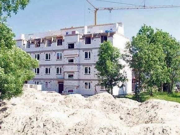 Mieszkania: luksus komunalny w BiałogardzieFirma Selfa z Koszalina jest generalnym wykonawcą budowy nowego obiektu BTBS.
