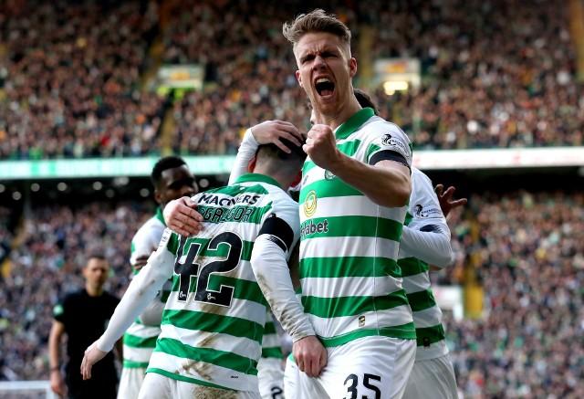 Piłkarze Celtiku zostali mistrzami Szkocji dziewiąty raz z rzędu