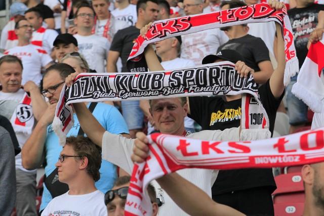 ŁKS Łódź w I lidze