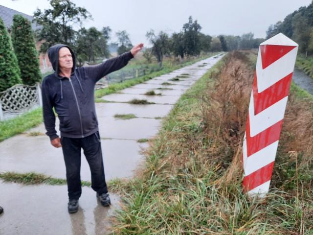 Adam Szlakiewicz mówi, że wejście do Schengen ma swoje wielkie plusy, ale i minusy