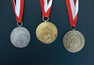 Trofea tegorocznych igrzysk Fot. Zdzisław Chmiel