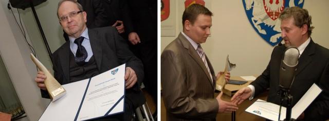 Prezydent przyznał Koszalińskie Orły.