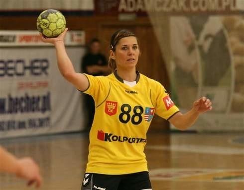 Najwięcej bramek dla KSS Kielce rzuciła Stefka Agova - 7.