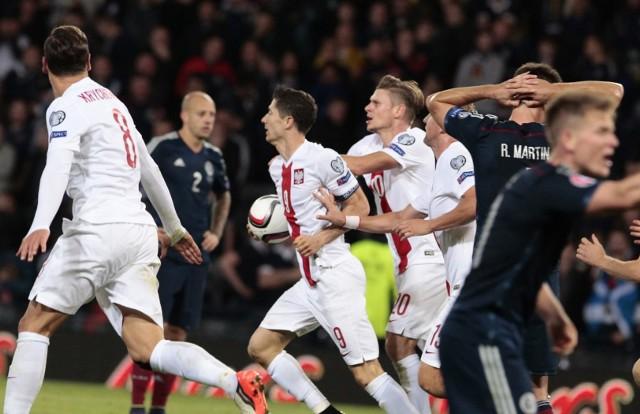 Szkocja - Polska 2:2 w eliminacjach ME 2016