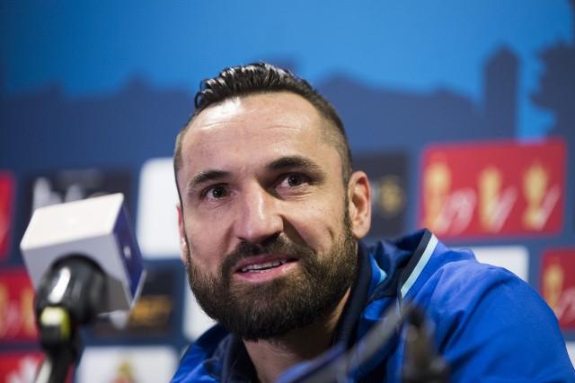 Marcin Wasilewski - krakowianin, wychowanek Hutnika i były gracz Wisły, pojawił się w kolejnej krakowskiej drużynie.
