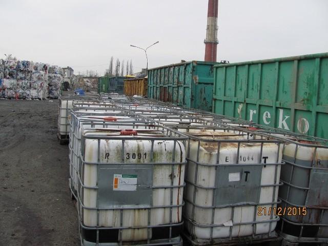 Policja potwierdza, że odpady hutnicze miały trafić do firmy w Myszkowie. Firmie Reko grozi utrata pozwolenie na zbiórkę odpadów, a jej właścicielom postępowanie karne.