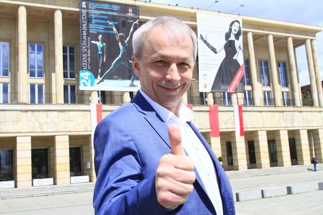 Naczelny Sąd Administracyjny potwierdził, iż odwołanie Pawła Gabary ze stanowiska dyrektora naczelnego Teatru Wielkiego w Łodzi było nieważne od samego początku