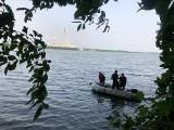 Nurkowie szukają mężczyzny nad zalewem w Rybniku. Zniknął pod wodą. To 53-letni obywatel Ukrainy