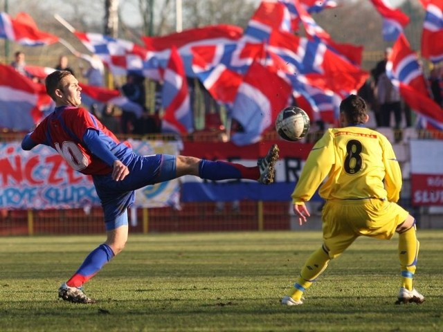Jesienią piłkarze Gryfa Słupsk zagrają osiem meczów przed własną publicznością.