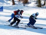 Snowboard. Było ciekawie