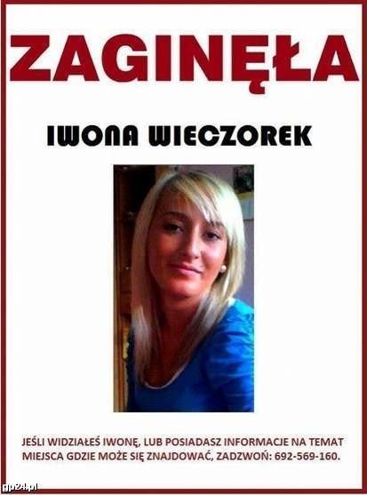 Iwona Wieczorek - plakat