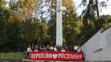 Skromne uroczystości z okazji 76. rocznicy powstania Republiki Pińczowskiej. Byli przedstawiciele władzy i Strzelcy ZDJĘCIA