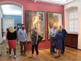 Wystawę prac Kiejstuta Bereźnickiego otwarto w muzeum w Grudziądzu [zdjęcia]