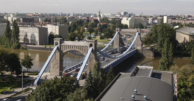 Most Grunwaldzki we Wrocławiu