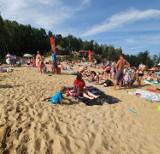 Rybakówka koło Łodzi! Rok temu były tłumy w Rybakówce jak w Sopocie! Jak będzie w 2021? Plaże w Rybakówce w Żerominie! ZDJĘCIA 13.06.2021