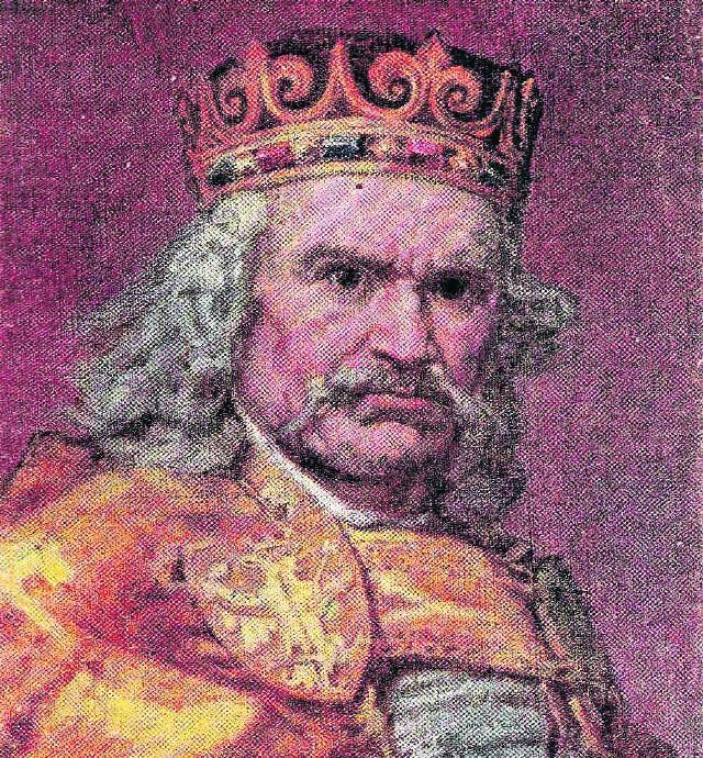 Władysław Łokietek, od 20 stycznia 1320 r. król Polski, pierwszy władca koronowany na Wawelu