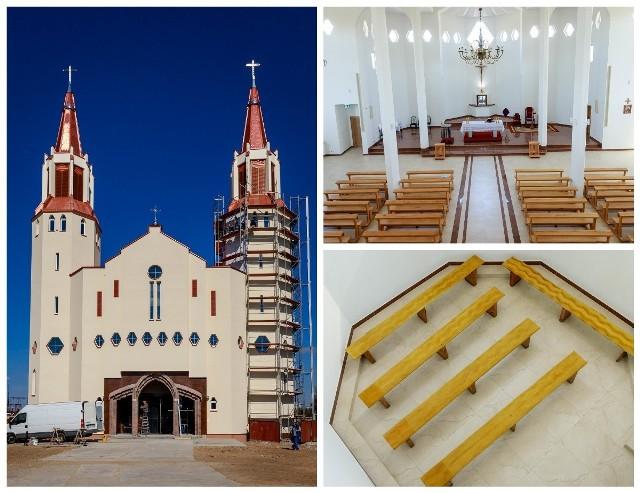 Kościół Matki Bożej Różańcowej na osiedlu Antoniuk w Białymstoku
