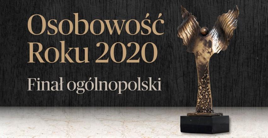 Sprawdź, kto zdobył tytuły OSOBOWOŚĆ ROKU POLSKI 2020. Głosowanie zakończone