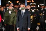 Błaszczak: Ponad 100 tysięcy żółnierzy przeszło szkolenia medyczne. O szpitalach tymczasowych będzie mówił premier Morawiecki