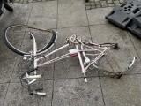 Straż miejska wywiozła na złom rowerowe gruchoty z Wrocławia