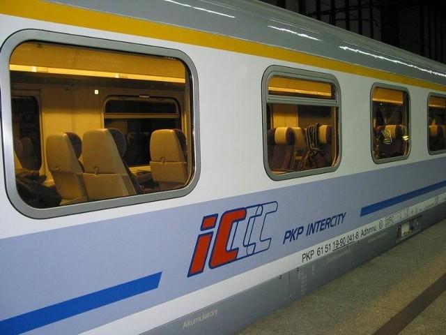 Połączenie Berlin - Gorzów mają obsługiwać pociągi takiej klasy jak Intercity