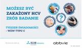 28.07 - Światowy Dzień Wirusowego Zapalenia Wątroby i Tydzień Świadomości walki z chorobą