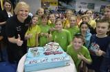 800 dzieci pływa pod okiem Otylii Jędrzejczak