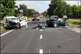 Nowa Dęba. Pijany kierowca spowodował wypadek, a miał już dożywotnio zabrane prawo jazdy. Sąd Okręgowy w Tarnobrzegu aresztował 29-latka