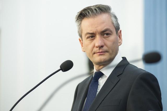Słupszczanin złożył doniesienie do prokuratury na Roberta Biedronia