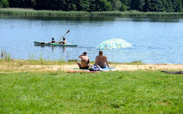 Lubuskie jeziora czekają na turystów